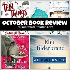 august book review mix and match mama
