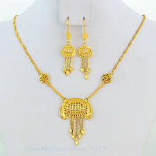 Buy Designer Gold Plated Golden Find More Jewelry Sets Information About Lovely Saudi Newest