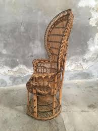 furniture fabulous wingback outdoor chair wicker wingback dining