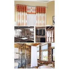 Extendable Rods Curtains Shatex Extendable Telescopic Window Curtain Rod Shower Tension