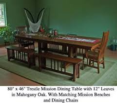 Amish Dining Tables Amish Solid Wood Dining Room Tables