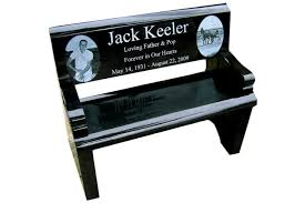 memorial benches memorial benches granite memorial benches cremation benches