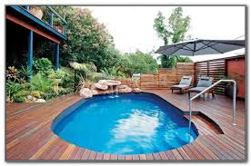 round swimming pool deck designs decks home decorating ideas