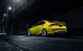 2014 lexus is350 jdm 2014 lexus is 350 f sport by vossen wheels 2 wallpaper hd car