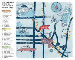 Map Of Downtown Los Angeles Location Hotel Covell Hotel Covell Los Feliz