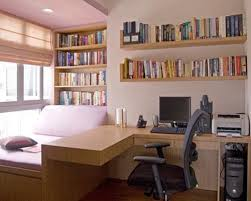 How To Decorate And Furnish A Small Study Room Study Rooms Room - Study bedroom design