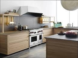 cuisine bois et deco cuisine bois et blanc meilleur idées de conception de