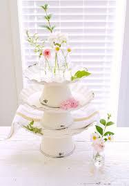 vintage wedding cake stands vintage cottage cake stand decorating ideas