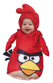 amazon com paper magic red angry birds infant costume clothing