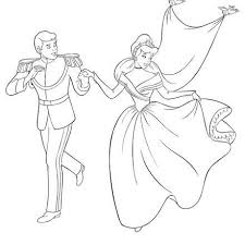 princess cinderella printable coloring pages disney princess