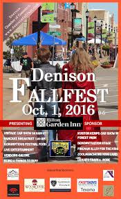 denison live downtown events site