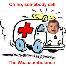 Wambulance Meme - lsu needs the waaambulance on stand by the beating is coming