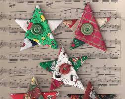 Fabric Heart Decorations Christmas Ornament Fabric Heart Decoration Christmas Decor