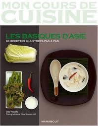 mon cours de cuisine marabout 9782501055925 mon cours de cuisine les basiques d asie 80 recettes