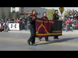 19 el paso thanksgiving parade andress high school