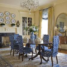 Best  Yellow Dining Room Ideas On Pinterest Yellow Dining - Blue and white dining room