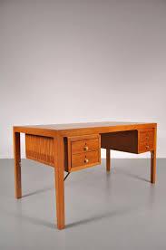 Schreibtisch Holz Kaufen Französischer Schreibtisch Mit Vier Schubladen Aus Metall U0026 Holz