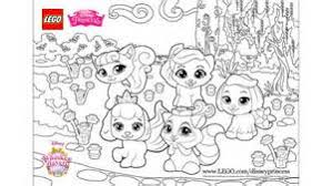 princess palace pets coloring pages awesome belle beauty and the beast colouring pages 11 disney