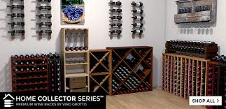 home collector series wine racks by vino grotto