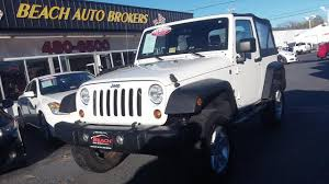 beach jeep used jeep wrangler norfolk va