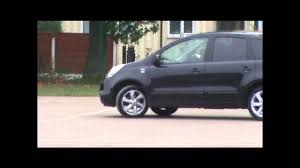 nissan note 2009 test driving nissan note 2009 youtube