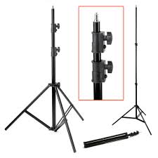 2 6m light stand jinbei studio lighting support photogeeks