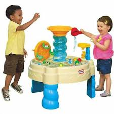 Little Tikes Play Table Baby Boot Camp Mom Picks Back Yard Summer Fun