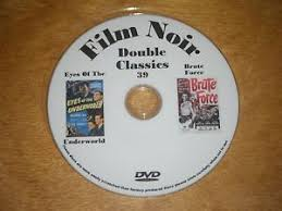underworld film noir film noir double classics 39 eyes of the underworld brute