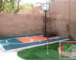 Backyard Tennis Courts Backyards Charming Backyard Tennis Courts 52 Outdoor Basketball