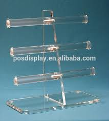 clear acrylic wine stopper display rack for 5 stopper wine bottle