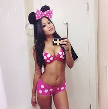 Pink Minnie Mouse Halloween Costume 25 Minute Diy Halloween Costumes Tribeappeal