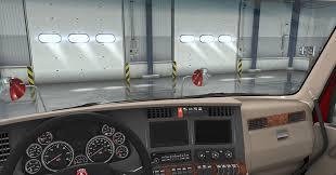 kenworth dealer kenworth t680 interior exterior rework mod american truck