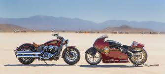 indian motorcycle returns to bonneville and land speed racing to