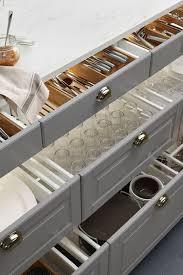how to organize ikea kitchen goodbye junk drawers hello organization ikea sektion