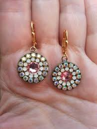 jewelry for sensitive skin earrings bridal special occasions turquoise swarovski for