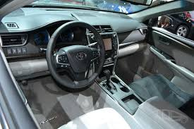 2015 Camry Interior New York Live U2013 2015 Toyota Camry U2013 This May Be The One Which