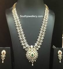 jewelry designs necklace sets images Diamond necklace sets by bombay jewellery jewellery designs jpg