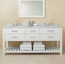 Hardware For Bathroom Cabinets by Restoration Hardware Bathroom Vanity Using Exciting Graphics As