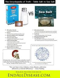 sea salt and table salt 11 best sea salt benefits images on pinterest health benefits