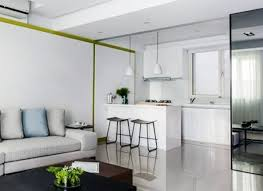 Open Kitchen Design Minimalist Kitchen Design For Small Spaces
