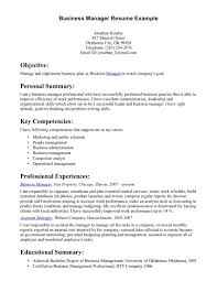 Sample Resume Public Relations Business Development Sample Resume Business Development Manager