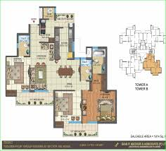 nimbus golden palm floor plans 1 2 3 4 bhk apartments at noida