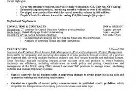 Credit Analyst Resume Sample by Underwriting U0026 Credit Analyst Resume Credit Analyst Resume