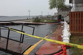 clayton ny clayton hopes high water levels won u0027t sink tourism wrvo public media