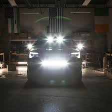 Led Light Bar Police by Ultra Bright Lightz Demo Ford Explorer Feniex Fusion Dual Color