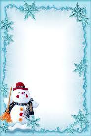 christmas borders microsoft word template royalty free stock
