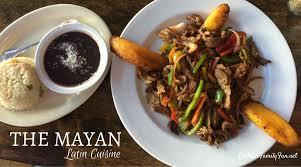 the mayan cuisine in lagrange