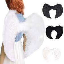 online get cheap halloween angel wings aliexpress com alibaba group