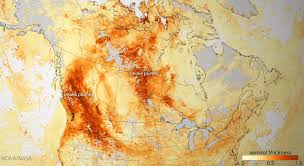 Wildfire Bc Area by More Fire More Fury Canada Is Ablaze Amid Record Heatwave