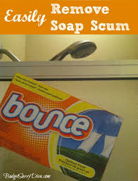 how to easily remove soap scum budget tips pinterest soap